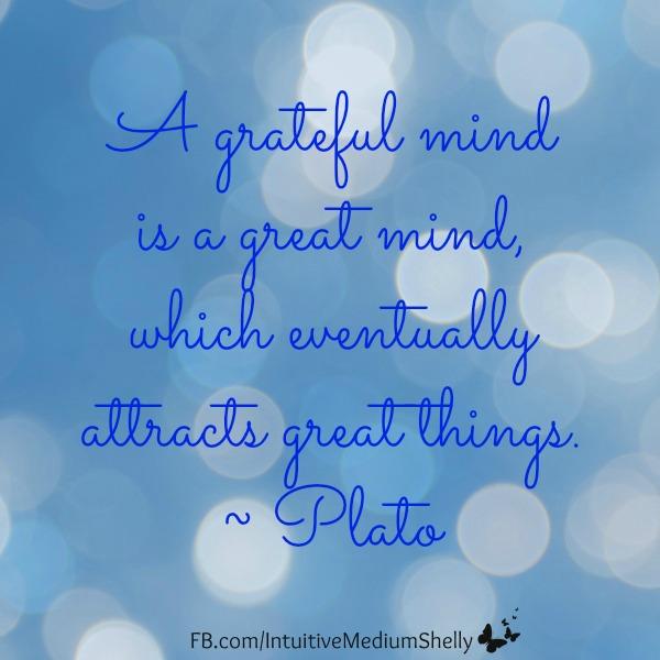 Journey with Gratitude