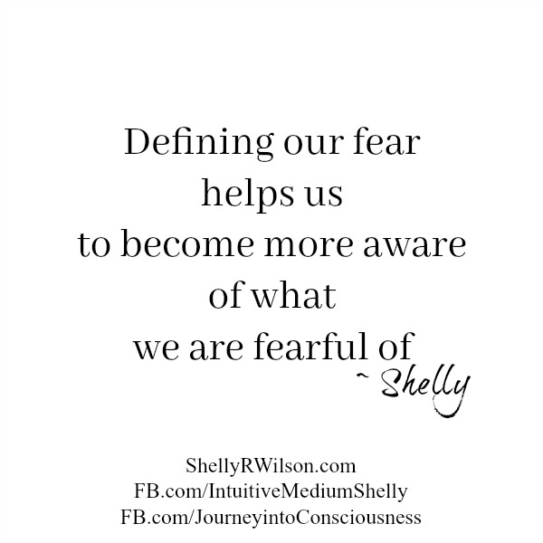 What's Fear Have to do With It?