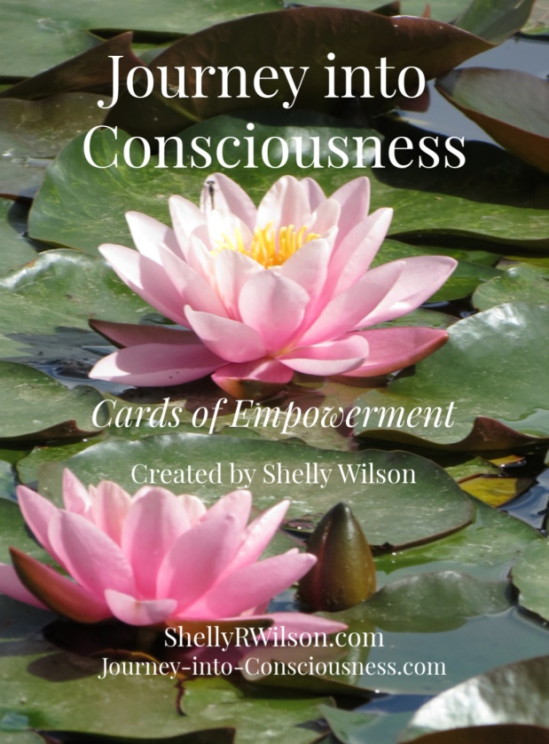 Journey into Consciousness: Cards of Empowerment NowAvailable