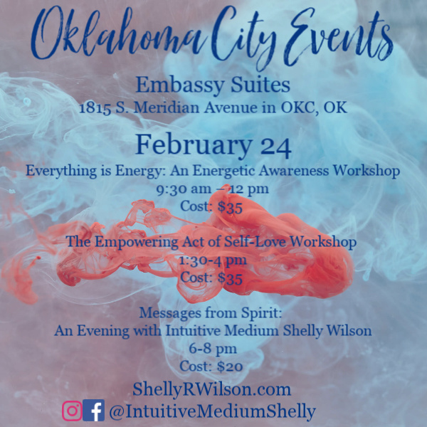 Upcoming Oklahoma City Events