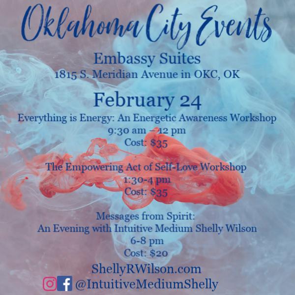 Upcoming Oklahoma CityEvents