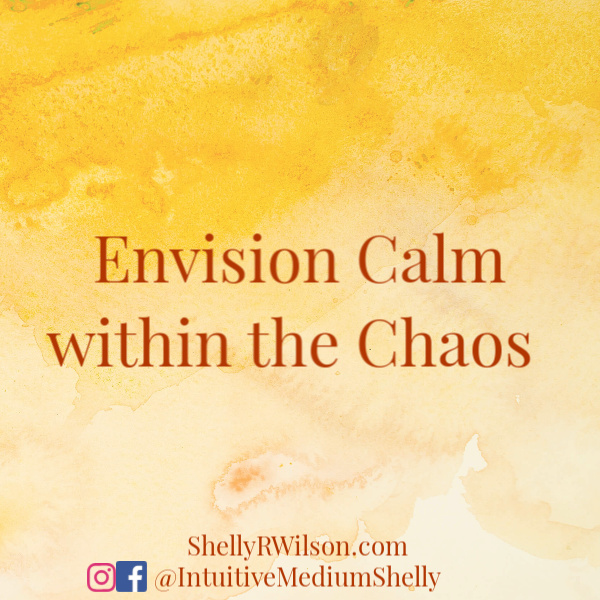 Calm within the Chaos