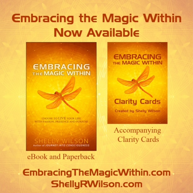 Embracing the Magic Within Now Available